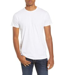 men's rag & bone classic base slim fit t-shirt, size xx-large - white