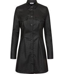 nmlisa coated button dress