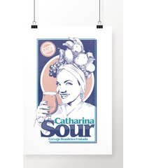 poster catharina sour