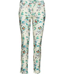 chino filetto blu flowers chinos byxor multi/mönstrad please jeans