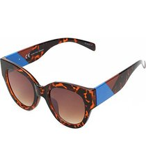 óculos de sol marielas tartaruga da72005 feminino