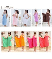 new-hot-sexy-145x80cm-ladies-bathrobe-home-leisure-bath-skirt-wearable-adult-tow