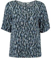 shirt marrakech donkerblauw