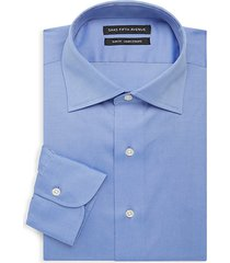 classic slim-fit dress shirt