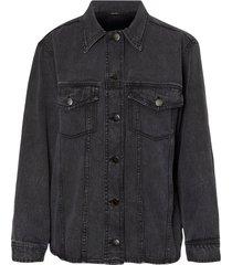 skjortjacka vmamai ls oversize shirt jacket