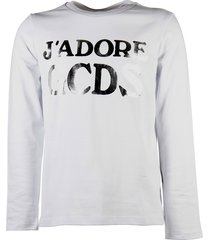 """""""j'adore"""" jersey t-shirt"""