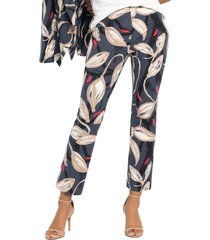 women's nic+zoe budding slim pants