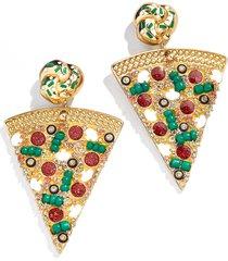 baublebar pizza drop earrings in multi at nordstrom
