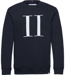 encore light sweatshirt sweat-shirt trui blauw les deux