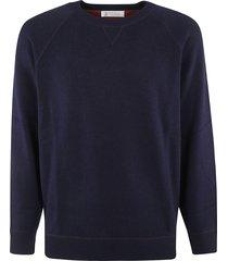 brunello cucinelli classic ribbed sweater