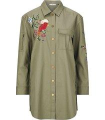 skjortjacka long embro jacket