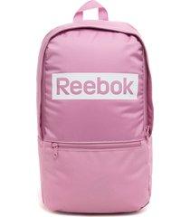 morral  rosado-blanco reebok linear logo bp jaspnk