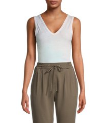 n:philanthropy women's mystic bodysuit - sherbert rainbow - size l