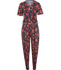 blommönstrad jumpsuit – designad av maite kelly