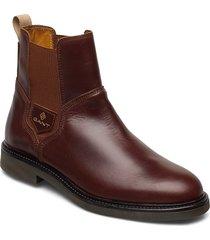 ashleyy chelsea shoes chelsea boots brun gant