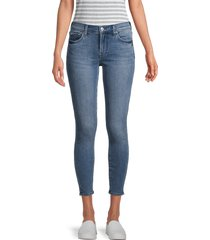 7 for all mankind women's destiny ankle skinny jeans - destiny - size 23 (00)