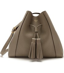 mulberry small millie leather tote -