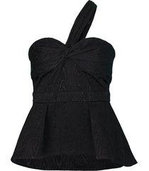 black sufiana top