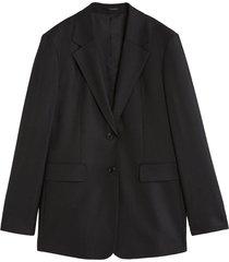 blazer alison flannel