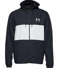 sportstyle wind jacket outerwear sport jackets svart under armour