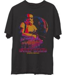 junk food men's empire strikes back short sleeve tee shirt