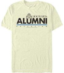 fifth sun harry potter men's hogwarts alumni ravenclaw short sleeve t-shirt
