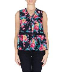 blouse twin set top