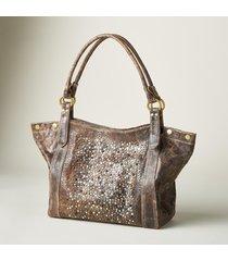 frye go anywhere glitter handbag