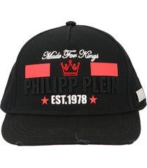 philipp plein king plein cap