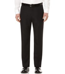 perry ellis portfolio big and tall modern-fit performance stretch dress pants