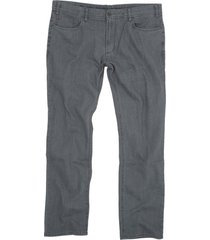jeans manchester, antraciet 30/32