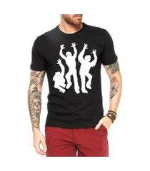 camiseta criativa urbana zumbi divertidas
