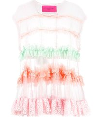 viktor & rolf cute top - pink