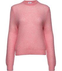 heather sweater gebreide trui roze filippa k