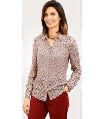 blouse mona roze::rood