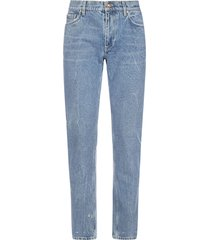 burberry straight jeans