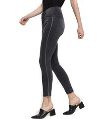 jeans skinny cinta elena negro five