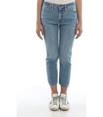 frame - boyfriend jeans