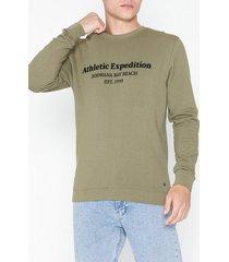 solid bob sweat tröjor vetiver