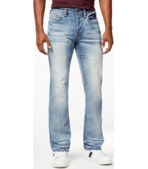 buffalo david bitton men's bootcut king-x stretch jeans