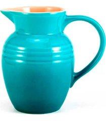 jarra 600 ml azul caribe le creuset