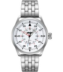 kenneth cole unlisted classic watch, 44.5mm