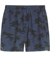 men's rhone swift athletic shorts, size medium - blue