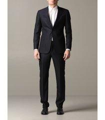 giorgio armani suit giorgio armani regular fit wool and silk suit