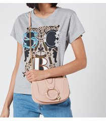 see by chloé women's hana chain shoulder bag - powder