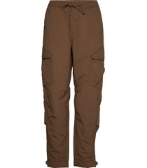halo combat nylon pants trousers cargo pants brun halo