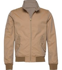 chic reversible bomber jacket bomberjack jack beige scotch & soda