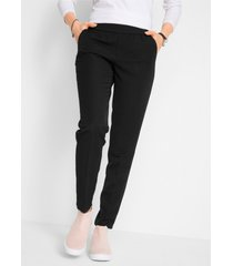 stretch broek, tapered