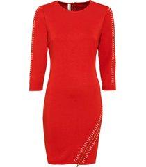 abito con cerniera (rosso) - bodyflirt boutique