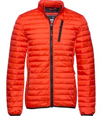 core down jacket fodrad jacka orange superdry